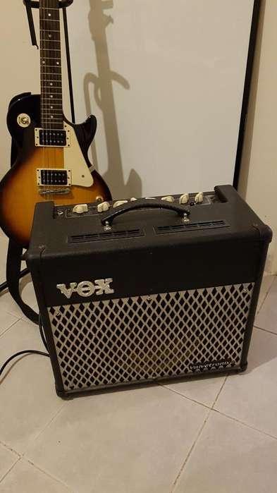 Ampli Vox Vt30 Watts