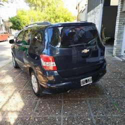 Chevrolet Spin 2015 Gnc