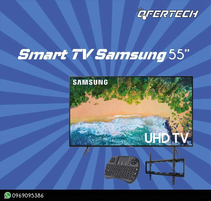 Smart tv samusung 55