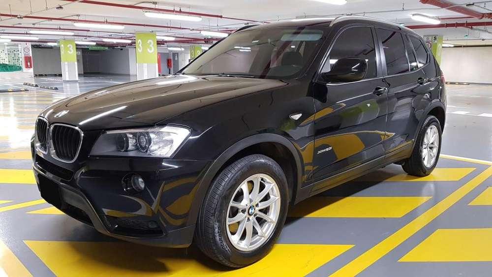 BMW X3 20i 2015 - 42600 km