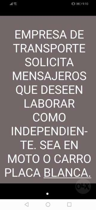 Mensajero Independiente