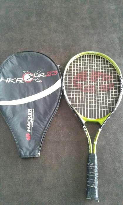 Raqueta de Tenis HackeR 23 para Niños