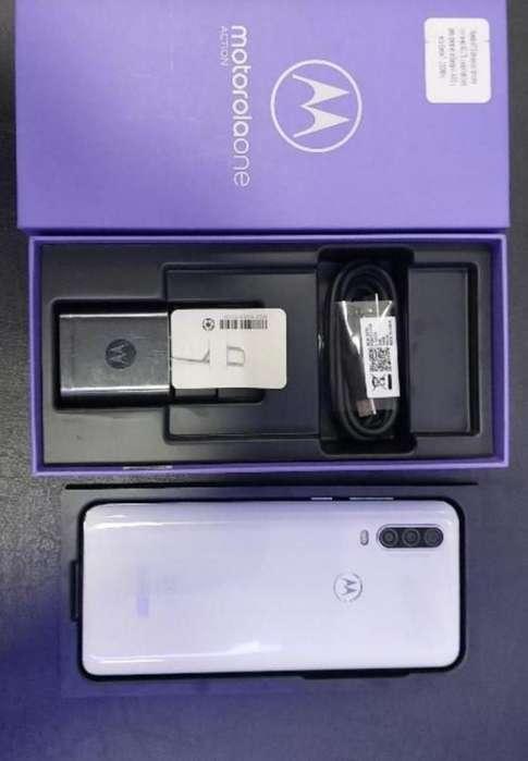 Vendo Motorola One Action 128 Gb