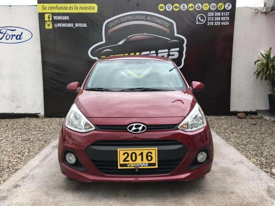 Hyundai Grand i10 2016 - 39386 km