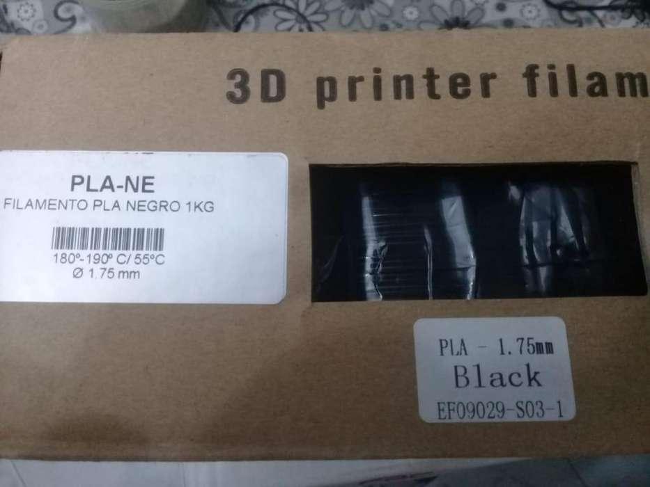 FILAMENTO para Impresora 3D PLA