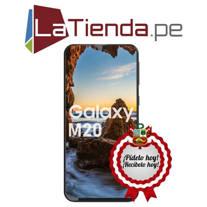 Samsung Galaxy M20 Bateria de 5000 mAh