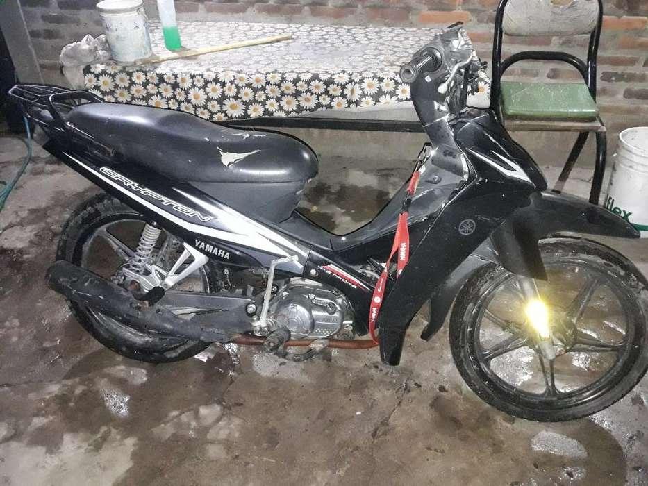 <strong>yamaha</strong> Crypton 2012 Titulo