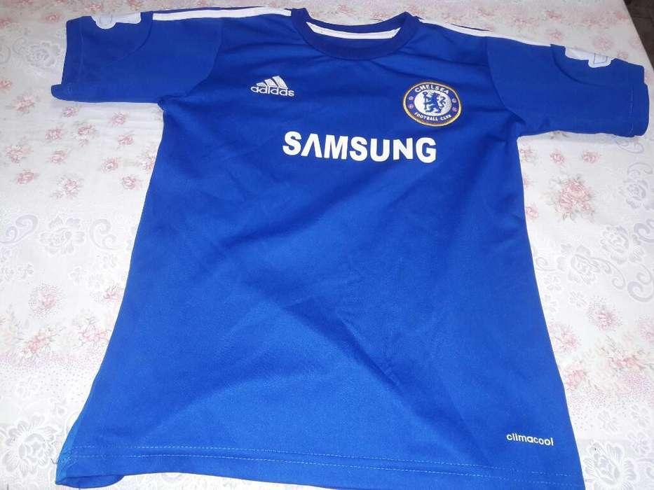 Camiseta Chelsea Talle 14