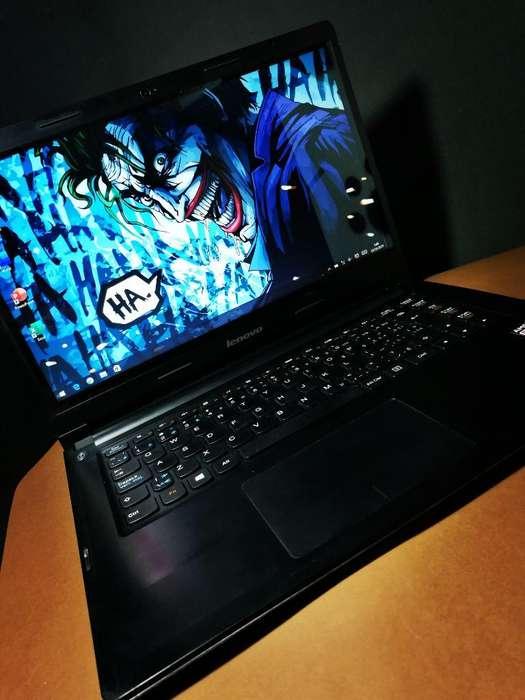 Nueva Laptop Lenovo Tactil