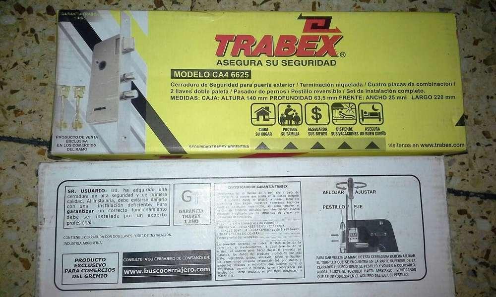 Cerradura Trabex 6625