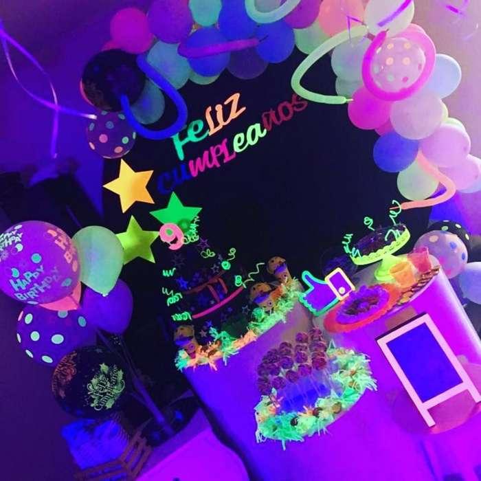 Alquiler de Luces Uv Neon Rgb