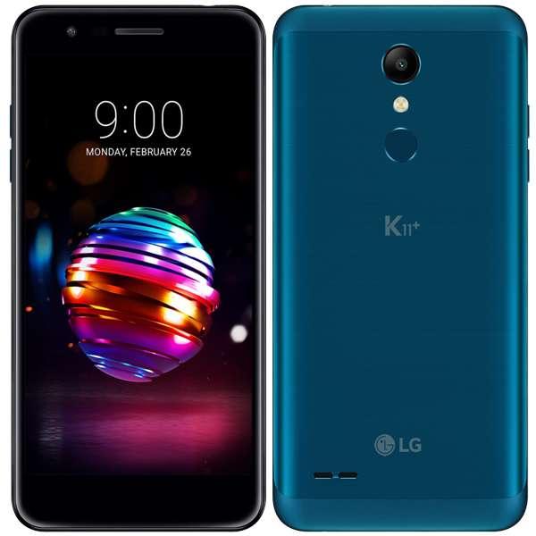 Celular Lg K11 32gb Negro-azul-dorado