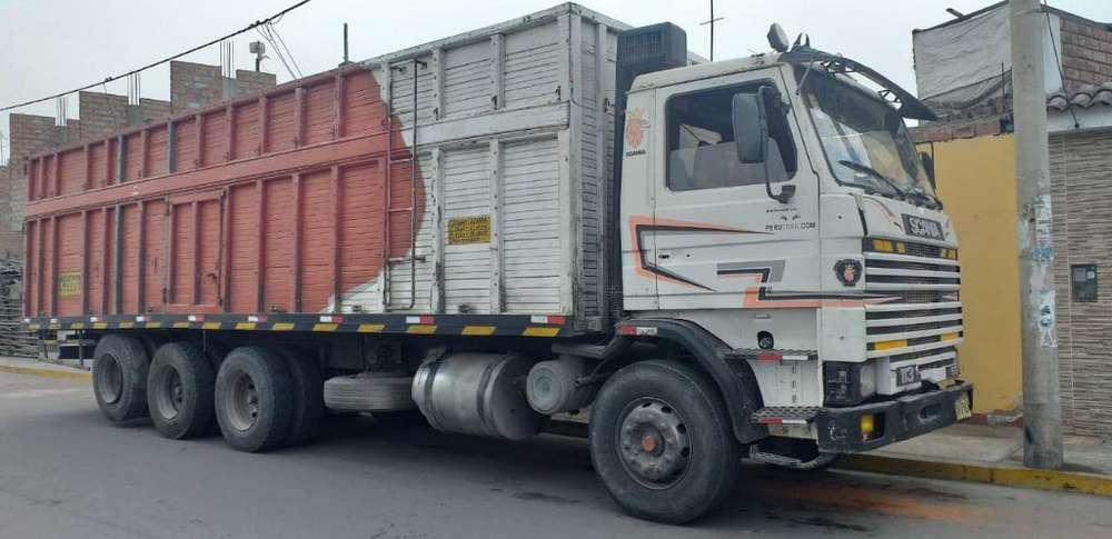 Se Vende Camion Scania Torton Triple Eje