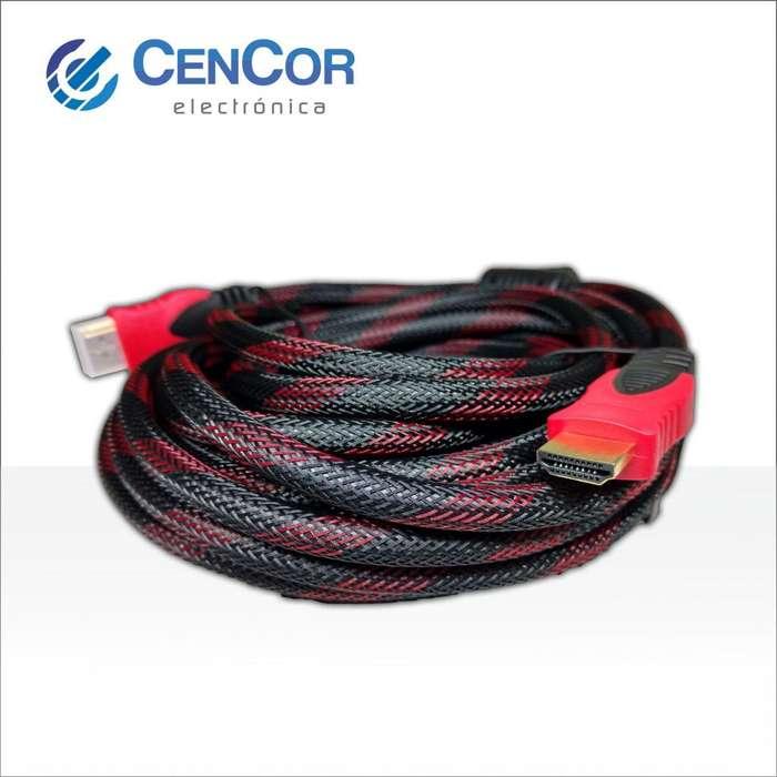Cable Hdmi 8 Metros! CenCor Electrónica