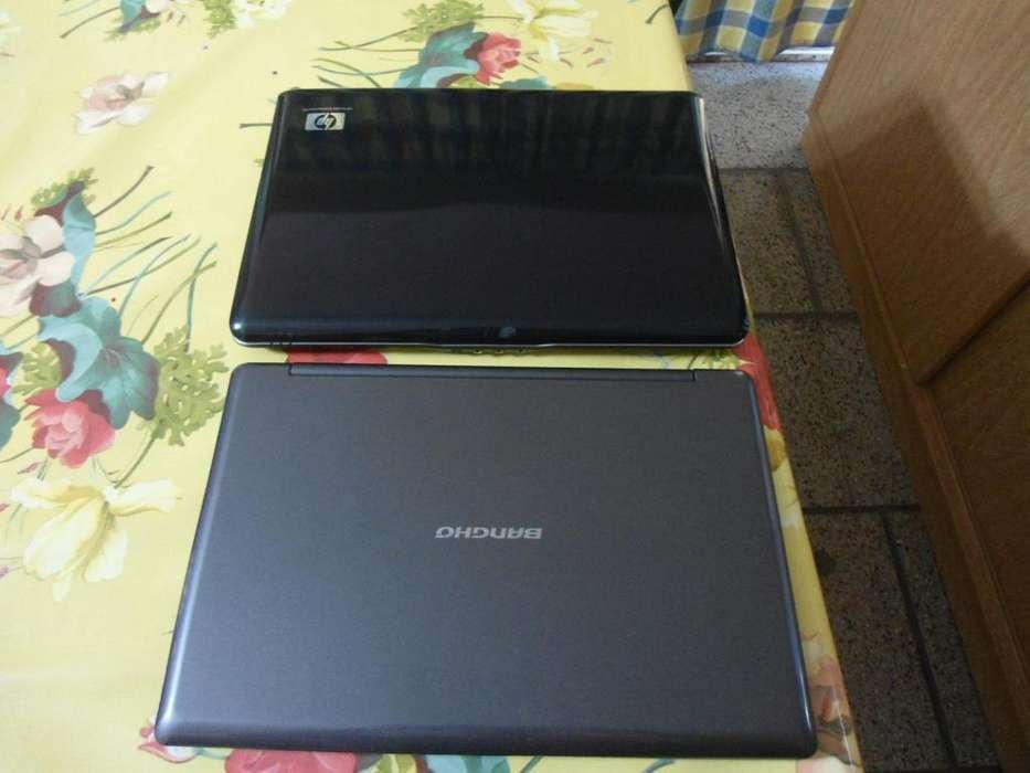 3 Notebooks para repuestos y/o arreglar HP , Bangho y Olivetti.