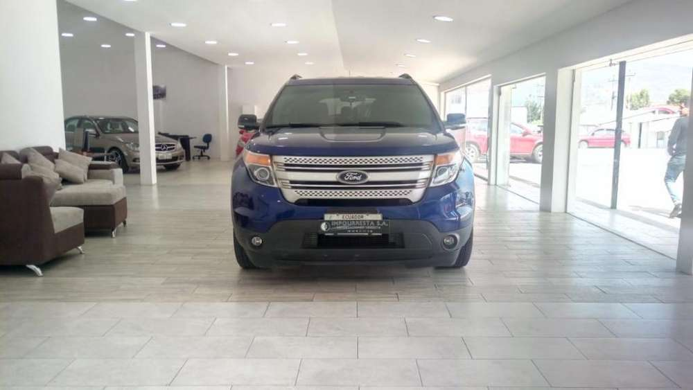 Ford Explorer 2014 - 120000 km