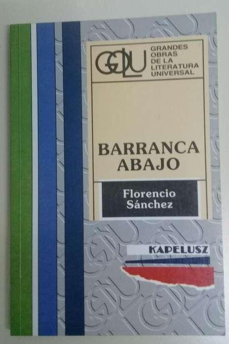 Barranca Abajo F Sánchez Impecable