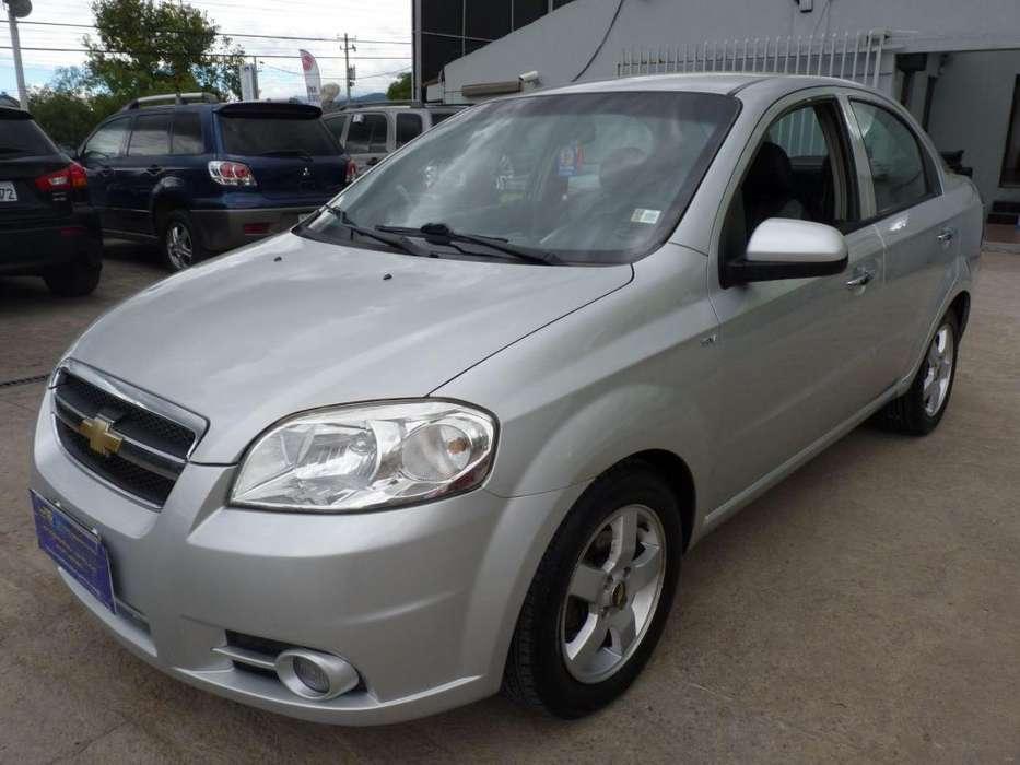 Chevrolet Aveo 2010 - 204265 km