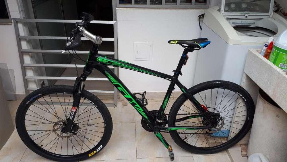 Bicicleta GW 19