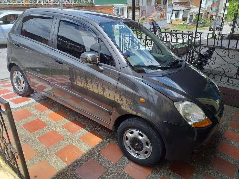 Chevrolet Spark 2013 - 107757 km