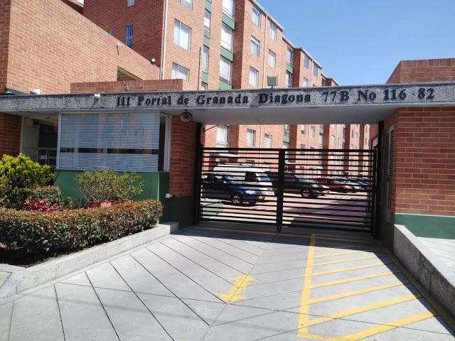 ARRIENDO DE <strong>apartamento</strong> EN GRAN GRANADA OCCIDENTE BOGOTA 675-1515