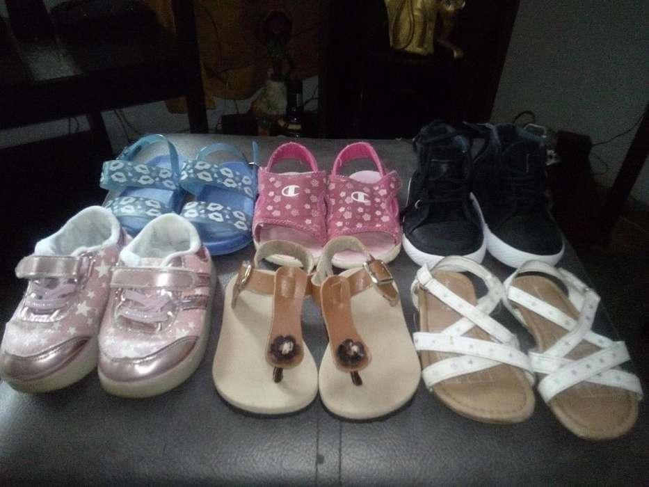 Lotesito de Zapatos para Niñas