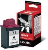 Lexmark 71 Negro 15m2971 (vencido)