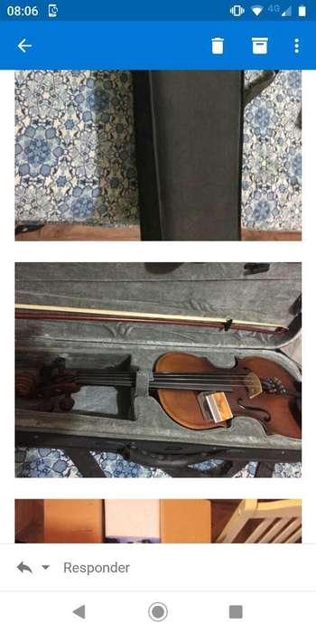 Violin Parker Principiante Nuevo
