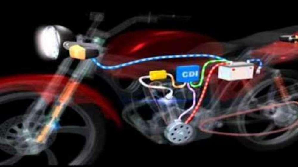 Mecanico Electricista de Moto