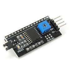 Interfaz Serial Iic/i2c/twi/sp Adaptador Board Para Arduino