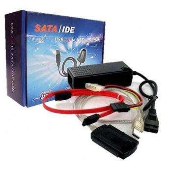 Adaptador USB 2.0 a IDE, SATA ,MINI IDE ¡¡¡GANGA¡¡