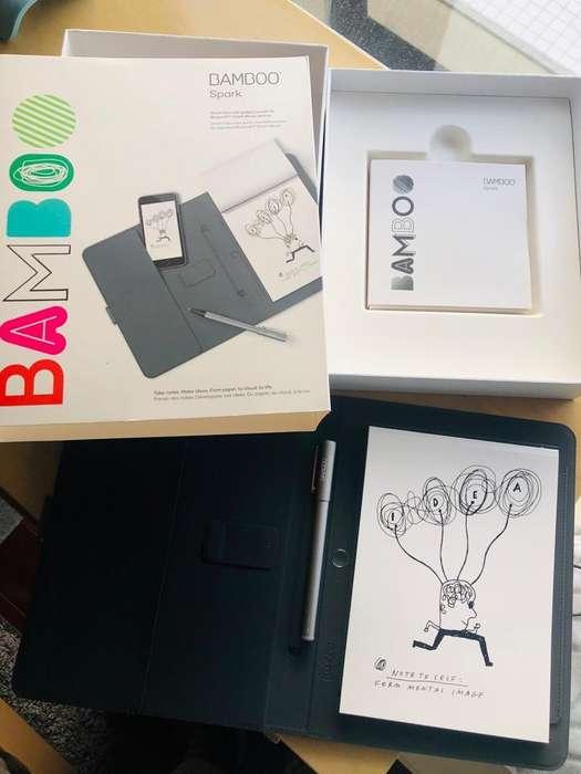 Cuaderno con Esfero Inteligente