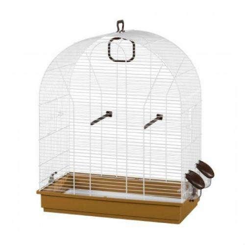 Jaula para aves canarios loros 300B