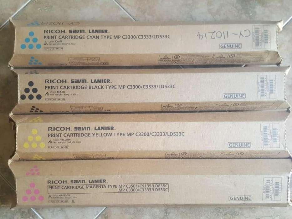 Toner Ricoh C3300