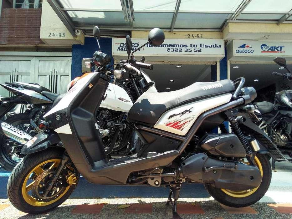 Yamaha BWS X 125 modelo 2014 al día Aprovecha fácil financiación!