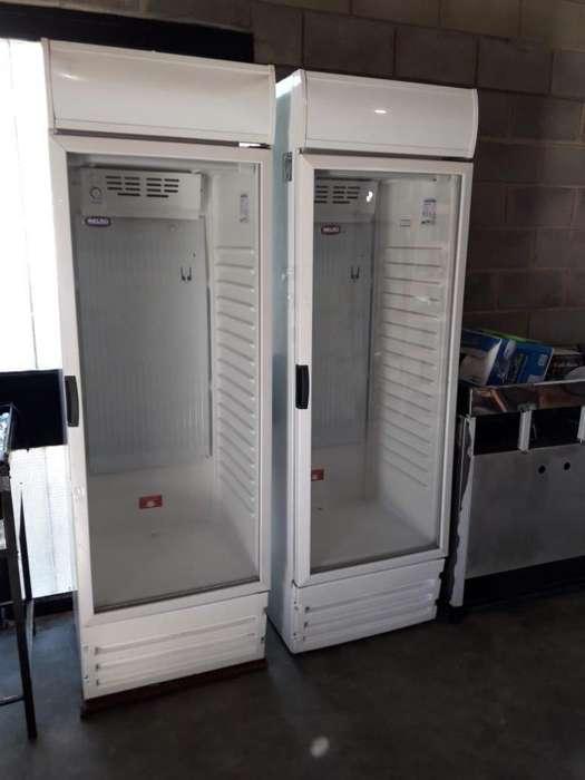 Heladera Exhibidora 390 Litros