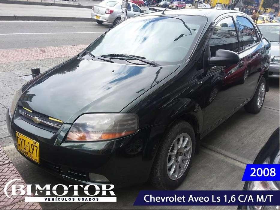 Chevrolet Aveo 2008 - 92960 km