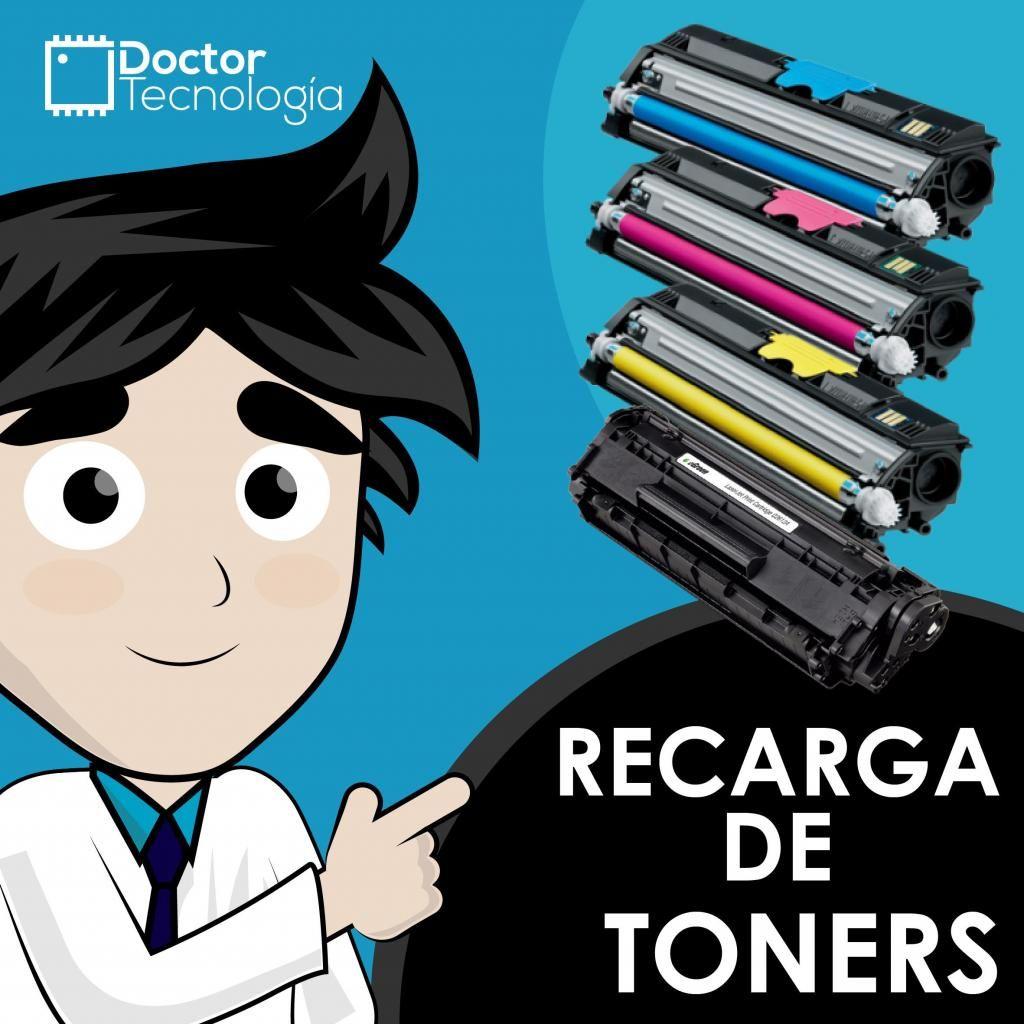 RECARGA DE TONER