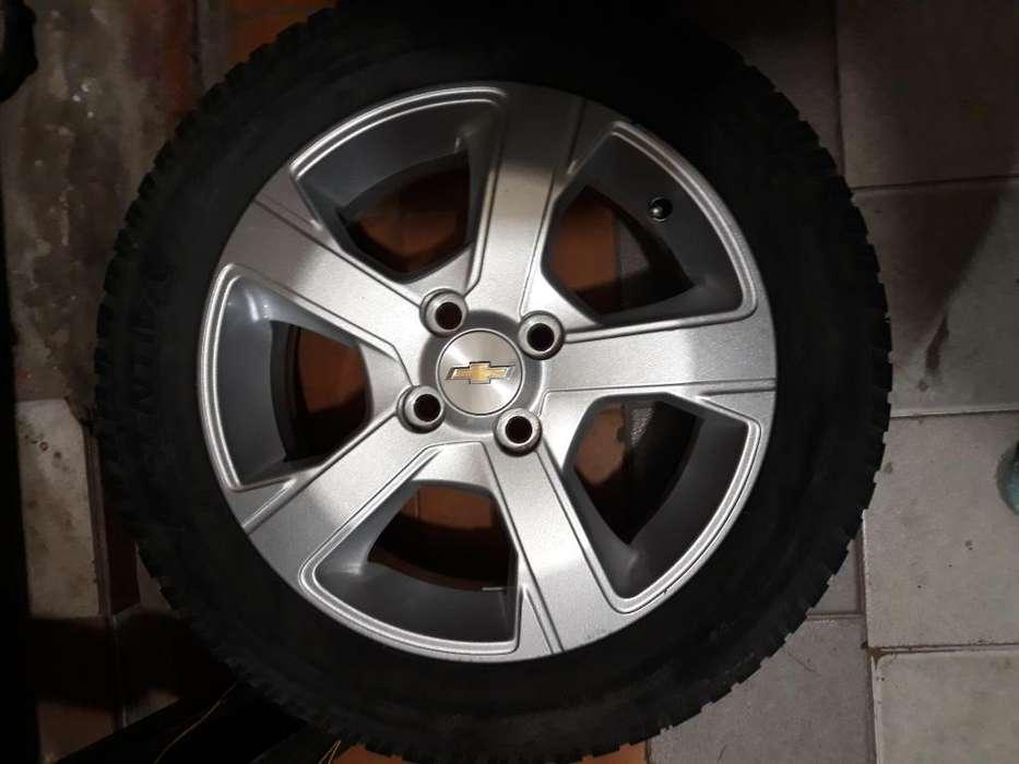 Llantas de Chevrolet R15 Armadas