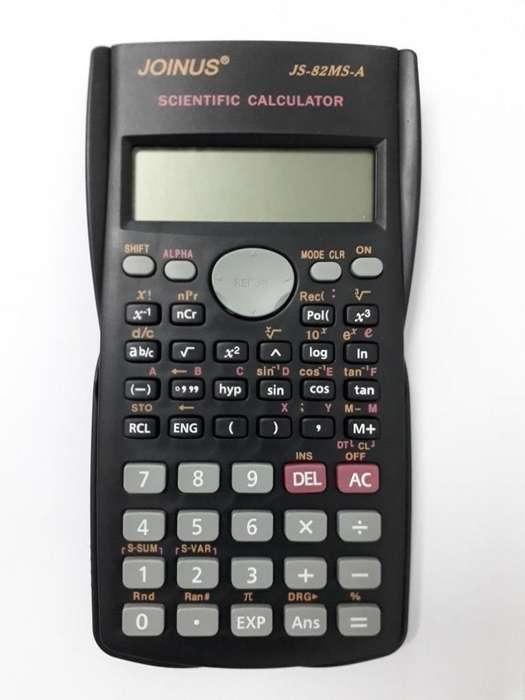 <strong>calculadora</strong> Cientifica Joinus JS82msA 240 Func La Plata