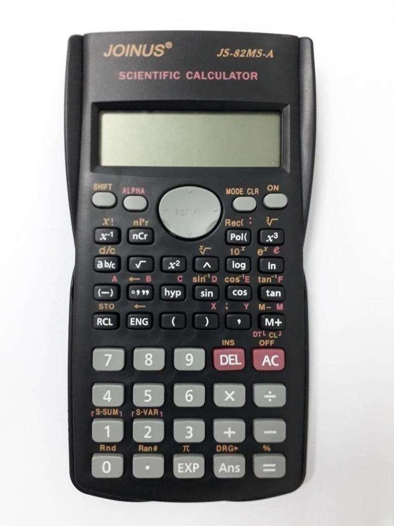 Calculadora Cientifica Joinus JS82msA 240 Func La Plata