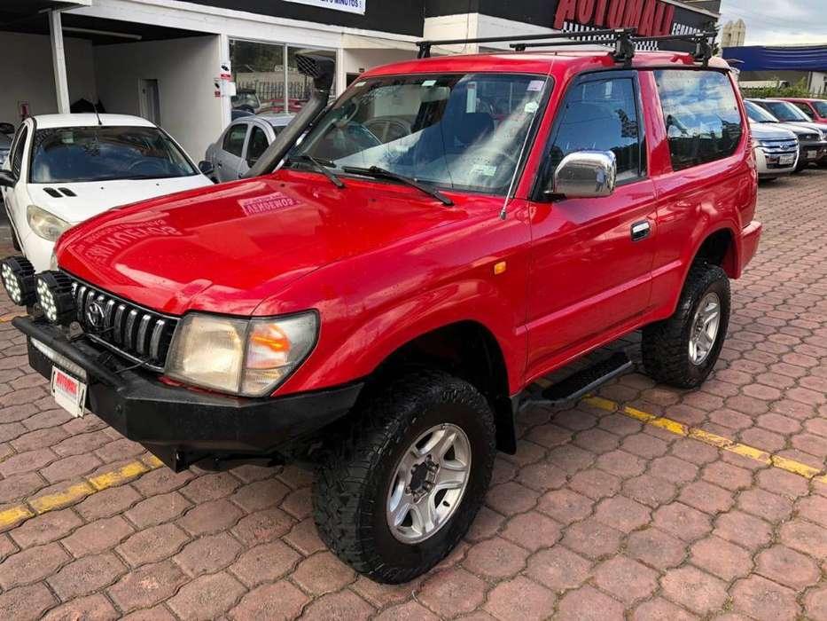Toyota Prado 2005 - 230000 km