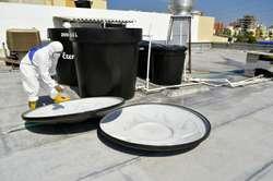 Lavado Y Desinfección de Tanques de Agua