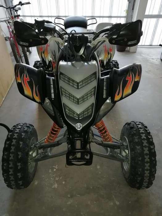 Vendo Cuatrimoto Yamaha Raptor 660r