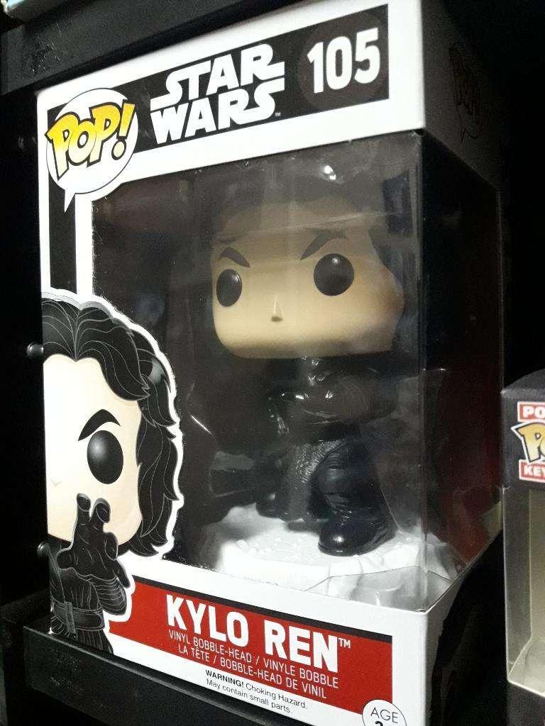 Kylo Ren Star Wars Funko Pop