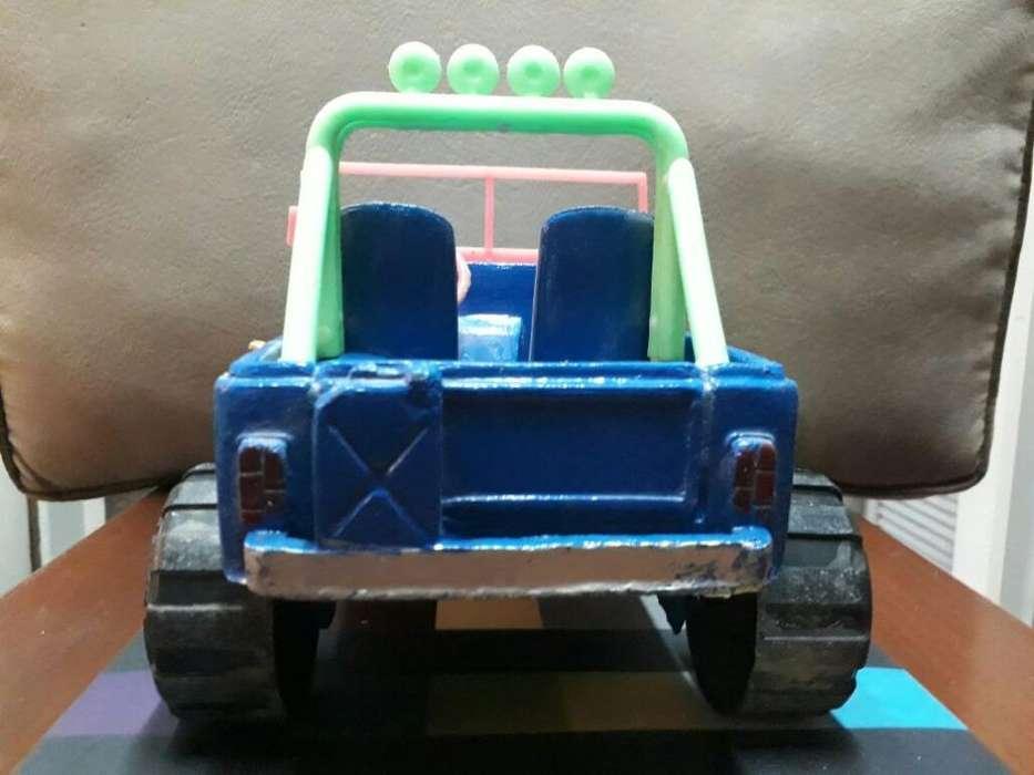 Jeep de Juguete Duravit