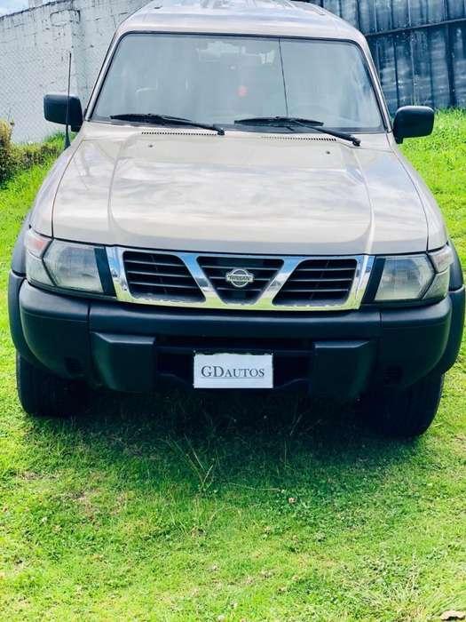 Nissan Patrol  1998 - 244000 km