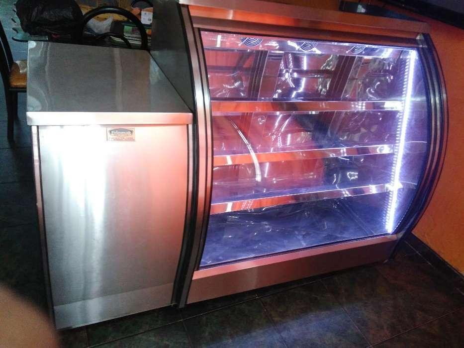 Mostrador Led Refrigerador-congelador