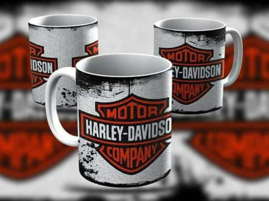 Taza Harley Davidson Ferrari Renault