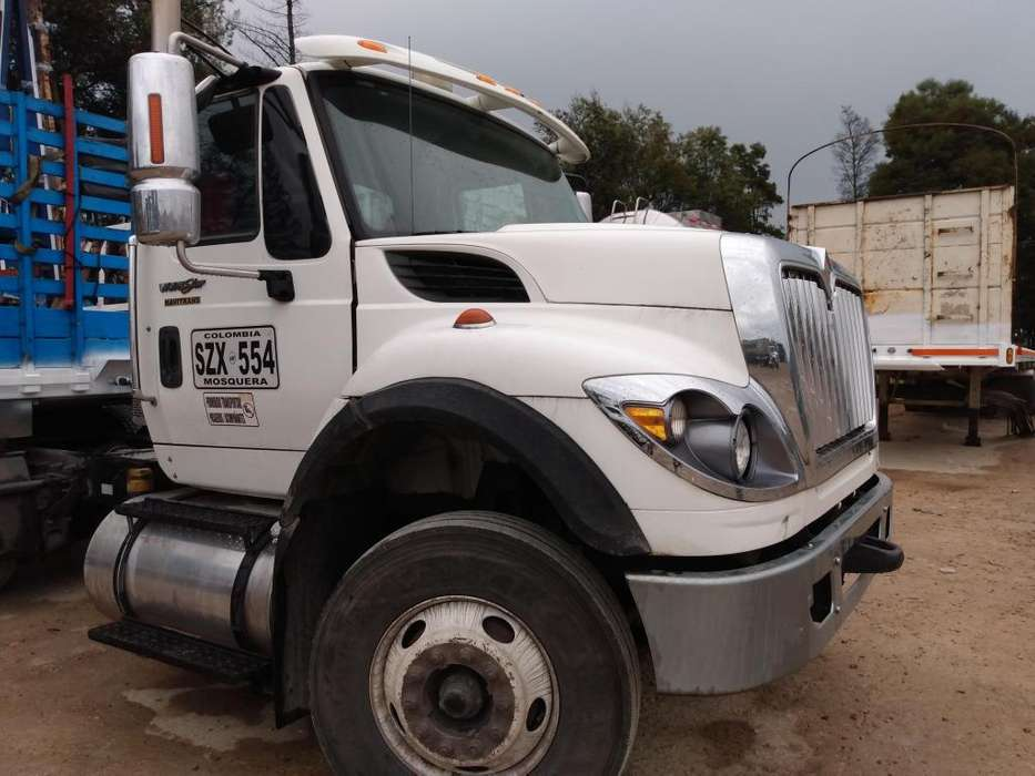 Tractocamion Work Star